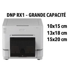 Imprimante photo DNP RX1 - Sublimation thermique