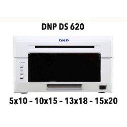 Imprimante photo DNP DP-DS620 - Sublimation thermique