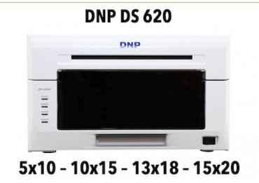 Imprimante photo DNP DP-DS620 - Sublimation thermique Imprimante Photo