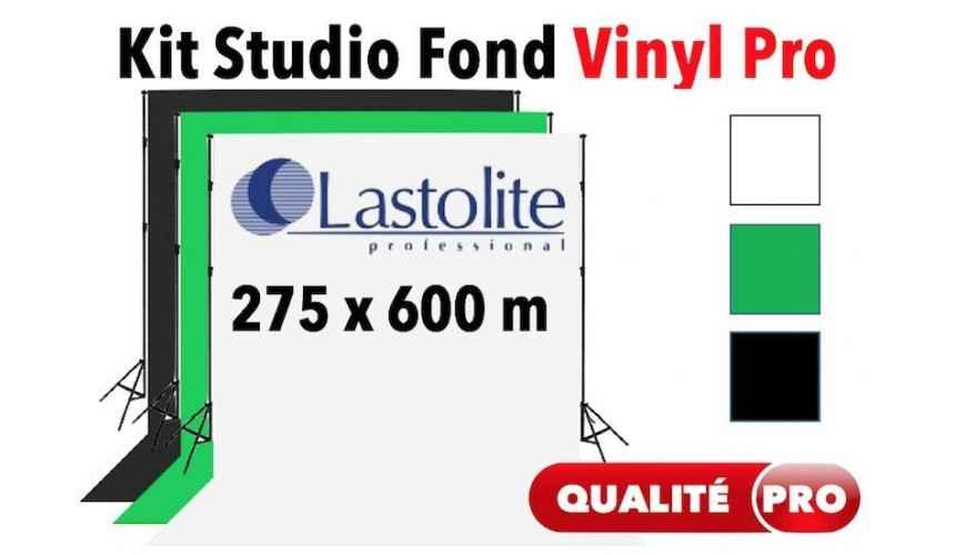 location kit studio vinyl support fond lastolite blanc noir ou vert. Black Bedroom Furniture Sets. Home Design Ideas