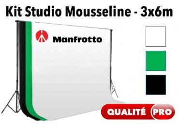 Fond studio Manfrotto 1314B