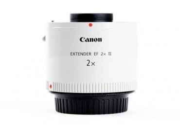 Canon EF 2x III Teleconvertisseur - Phoxloc