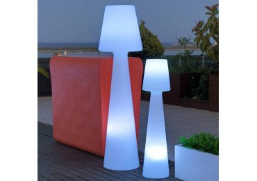 Lampadaire Extérieur à Led Multi-color Photobooth & PhotoBox
