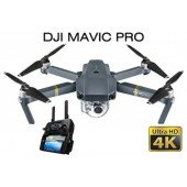 Drone DJI Mavic Pro RTF - Pilotable sans licence