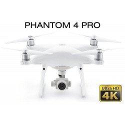 Drone Dji Phantom 4 Pro - Nécéssite une licence de vol