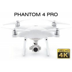 Drone Dji Phantom 4 Pro Les Drones
