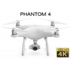 Drone Dji Phantom 4 - Nécéssite une licence de vol