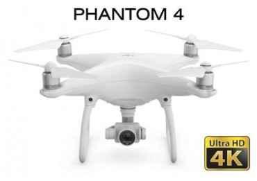 Drone Dji Phantom 4 - Nécéssite une licence de vol DEVIS