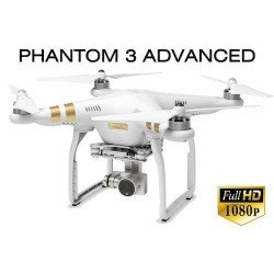 Drone Dji Phantom 3 Advanced - Nécéssite une licence de vol DEVIS