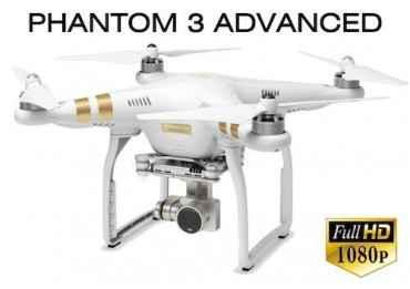 Drone Dji Phantom 3 Advanced - Nécéssite une licence de vol DEVIS