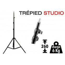 Trépied studio photo - Trépied d'éclairage wT-806