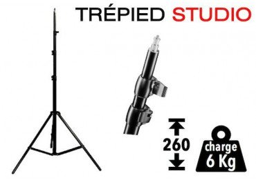Trépied studio photo - Trépied d'éclairage wT-806 Pied Studio