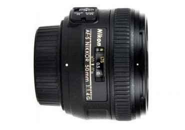 Nikon 50 mm f/1,4D Standard