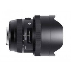Sigma 12-24mm II DG HSM F4 - Monture Canon Grand Angle