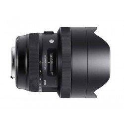 Sigma 12-24mm II DG HSM - Monture Canon Grand Angle