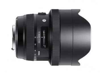 Sigma 12-24 mm F4 DG HSM - Art - Monture Canon Grand Angle
