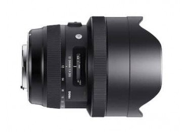 Sigma 12-24mm F4 DG HSM   Art - Nikon Grand Angle