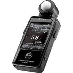 Sekonic L-478DR Litemaster Pro PocketWizard Calibrage / Etalonnage