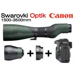 Swarovski Optique 1500-3500 mm + Kit pour Reflex Canon