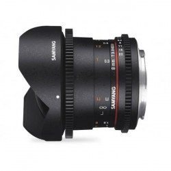 Samyang 8mm f/3.5 IF MC Fish-Eye CSII DH (monture Canon M) Samyang - Canon (EF)