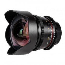 Objectif Samyang 14mm T3.1 V-DSLR ED AS IF UMC - Canon