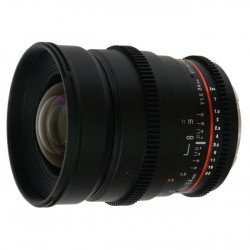 Objectif Samyang 24mm T1.5 ED AS IF UMC V-DSLR Canon
