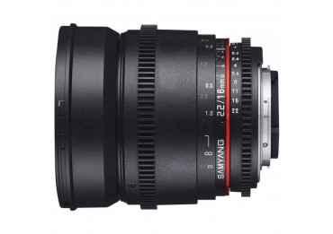 Objectifs Vidéo Objectif Samyang 16mm T2.2 V-DSLR ED AS UMC - CSII Canon