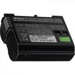 Batterie Nikon EN-EL15 - D810, D610, D500, D7200, D5300