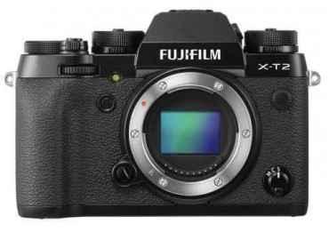 Fujifilm X-T2 - Reflex numérique