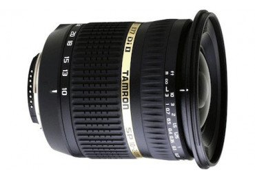 Tamron SP AF 10-24mm F/3.5-4.5 Di II LD ASL [IF] - Canon DX Grand Angle
