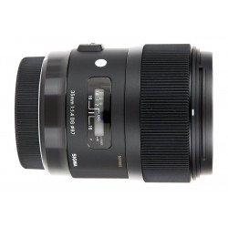 Sigma 35 mm f/1,4 DG HSM - Art- Objectif photo monture Canon