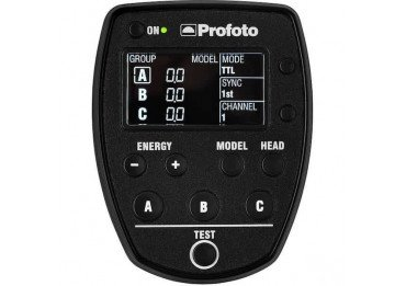 AIR REMOTE TTL-N PROFOTO (Nikon) pour torche B1, B2, D1, D2 Flash sur Batterie