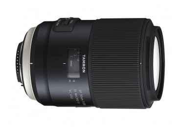 Tamron SP 90 mm F/2.8 Di MACRO 1:1 VC USD - Objectif photo monture Canon Macro