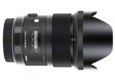 Sigma 35 mm f/1,4 DG HSM - Art - Monture Canon Standard