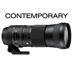 Sigma 150-600 mm F5-6.3 DG OS HSM - Contemporary - Objectif photo monture Canon
