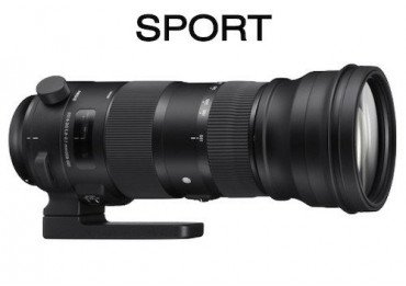 Sigma 150-600 mm f/5-6.3 - Sports - Objectif photo monture Canon Téléobjectif