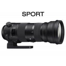 Sigma 150-600 mm f/5-6,3 DG OS HSM Sports - MontureNikon