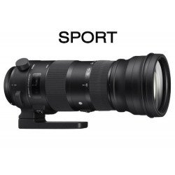 Sigma 150-600 mm f/5-6,3 DG OS HSM Sports - Monture Nikon