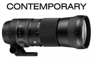 Sigma 150-600 mm F5-6.3 DG OS HSM Contemporary - Monture Nikon Téléobjectif