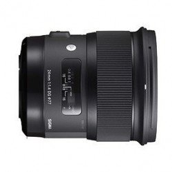Sigma 24mm f/1,4 DG HSM - Art- Objectif photo monture Canon