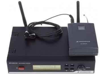Location système complet de sonorisations avec micro-cravate sans fil bande B - Sennheiser S-XSW-12