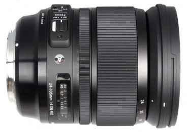 Sigma 24-105 mm f/4 DG OS HSM - Art - Monture Canon Standard