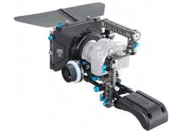 Location Cross d'épaule complete avec matte box et follow focus - FOTGA DP500 III