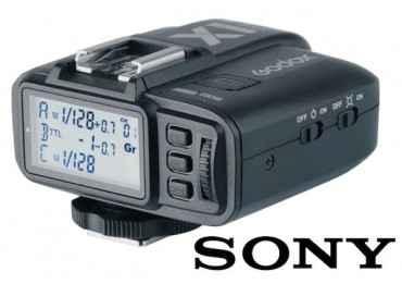 Location-Transmetteur X1T-S (Sony) pour flash Godox