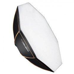Softbox octogonale diamètre Ø120 cm - walimex pro & K Boite à Lumière