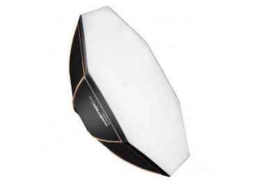 Softbox octogonale diamètre Ø120 cm - walimex pro & K Softbox Flash