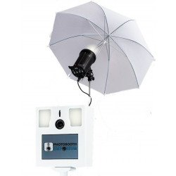 Kit Flash Godox 400W + Parapluie pour Smarty Box Photobooth & PhotoBox
