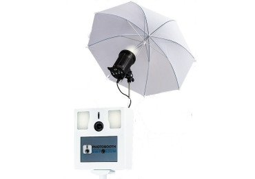 location Kit Flash Godox 400W + Parapluie pour Smarty Box