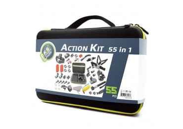 Kit Accessoires DeKaSi pour Gopro HERO Action Cam