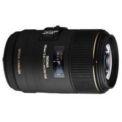 Sigma 105mm 2,8 EX DG OS HSM MACRO - Monture Canon